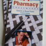 Pharmacy Crosswords: Generic to Brand Name Conversions